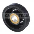 CT06HA18 - Sprzęgło kompletne do sprężarki HALLA HS-20 / HYUNDAI 126mm/7PK