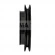 CT06DN133 - Sprzęgło kompletne do sprężarki DENSO 10S17C 136mm/1A