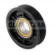 CT06DN81 - Sprzęgło kompletne do sprężarki DENSO / MERCEDES 115mm/6PK