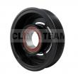 CT06SD77 - Sprzęgło kompletne do sprężarki SANDEN PXC16/ SAAB 124mm/6PK