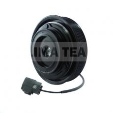 Sprzęgło kompletne do sprężarki ZEXEL DKS-17DS /MAZDA 137mm/6PK