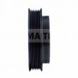 CT06DN11 - Sprzęgło kompletne do sprężarki DENSO 10S17C 135mm/6PK