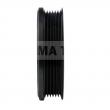 CT06VI15 - Sprzęgło kompletne do sprężarki FORD VISTEON / FORD 125mm/6PK