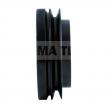 CT06DN103 - Sprzęgło kompletne do sprężarki DENSO 10S15C 135mm/2A