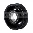 CT06VI05 - Sprzęgło kompletne do sprężarki VISTEON VS-16 / FORD 117mm/6PK