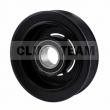 CT06DN109 - Sprzęgło kompletne do sprężarki DENSO 10S17 / TOYOTA 130mm/7PK