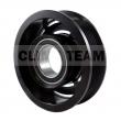 CT06VI14 - Sprzęgło kompletne do sprężarki FORD VISTEON 117mm/6PK