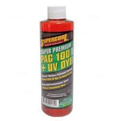 5b) Olej sprężarkowy PAG100 z barwnikiem UV o poj. 237ml