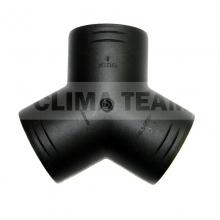 Trójnik Y rozdziału powietrza o średnicy 90 mm WEBASTO