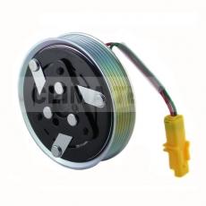 Sprzęgło kompletne do sprężarki SANDEN SD7C16 121mm/6PK
