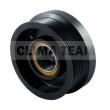 CT06DN86 - Sprzęgło kompletne do sprężarki DENSO 7SEU16C 103mm/6PK
