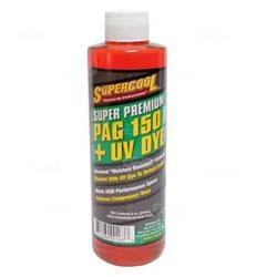 5c) Olej sprężarkowy PAG150 z barwnikiem UV o poj. 237ml