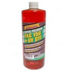 4c) Olej sprężarkowy PAG150 z barwnikiem UV o poj. 946ml
