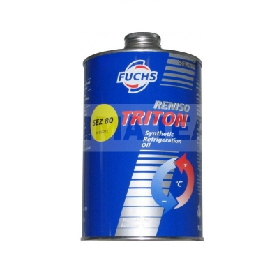 Olej sprężarkowy SEZ80 o poj. 1L