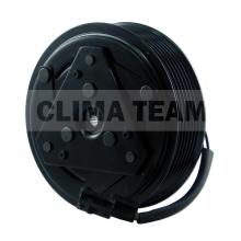 Sprzęgło kompletne do sprężarki CALSONIC CSV617/NISSAN 119mm/7PK