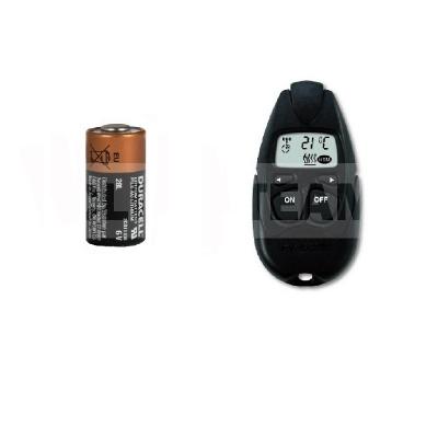 Bateria do pilota Telestart T100 HTM WEBASTO