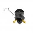 PF1SM - Listwa jednozaworowa z manometrem na wysokie ciśnienie