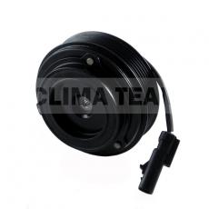 Sprzęgło kompletne do sprężarki DENSO 10SR17C/CHRYSLER 110mm/6PK