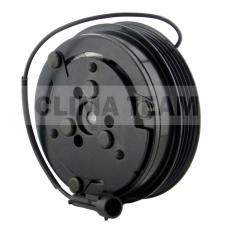 Sprzęgło kompletne do sprężarki SANDEN SD7V16/PEUGEOT 110mm/4PK