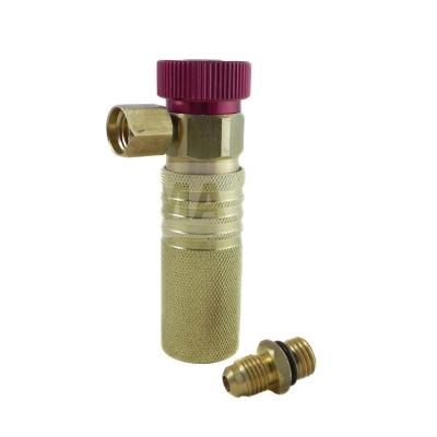 Szybkozłączka/adapter przedłużający na wysokie ciśnienie R1234yf