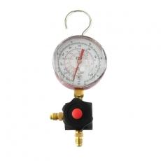Listwa jednozaworowa z manometrem na wysokie ciśnienie