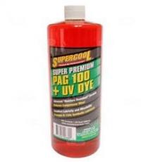 4b) Olej sprężarkowy PAG100 z barwikiem UV o poj. 946ml