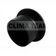 3342200022 - Wylot prosty zamykany czarny średnica 75 mm - EBERSPACHER