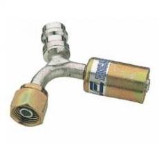 6b)Złączka kątowa (90 stopni) do przewodu o średnicy wew. 8mm (5