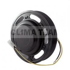 Sprzęgło kompletne do sprężarki SANDEN SD57H15 180mm/8PK