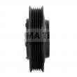 CT06DN89 - Sprzęgło kompletne do sprężarki DENSO 6SES14C 115mm/5PK
