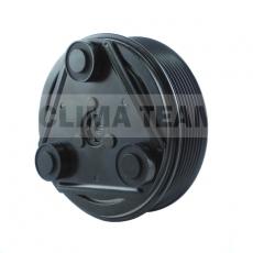Sprzęgło kompletne do sprężarki FORD FS15/FX15 / FORD 131mm/8PK