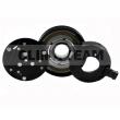 CT06DL10 - Sprzęgło kompletne do sprężarki DELPHI SP17/CHEVROLET 121mm/6PK