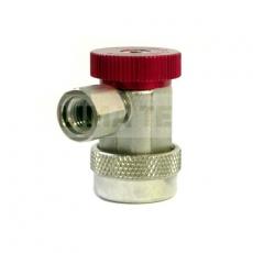 Szybkozłączka z zaworkiem na wysokie ciśnienie z gwintem wew.