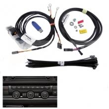 Rozbudowa ogrzewania TT Evo VWT6/Amarok Climatronic WEBASTO