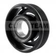 CT06CL20 - Sprzęgło kompletne do sprężarki CALSONIC CSV613 / BMW 110mm/6PK