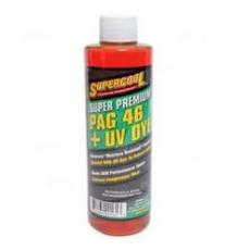 5a) Olej sprężarkowy PAG46 z barwnikiem UV o poj. 237ml