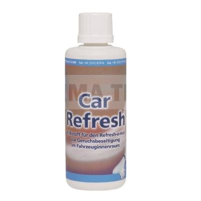 Preparat (CarRefresh) do odświeżania powietrza i wnętrz pojazdów