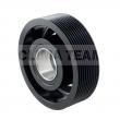 CT06SD36 - Sprzęgło kompletne do sprężarki SANDEN SD5H15 123mm/PK10