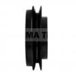 CT06DN101 - Sprzęgło kompletne do sprężarki DENSO 5S15C 152mm/1A