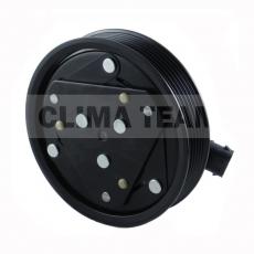 Sprzęgło kompletne do sprężarki DELPHI SP17/CHEVROLET 121mm/6PK