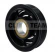 CT06DL29 - Sprzęgło kompletne do sprężarki DELPHI CVC/MASERATI 119mm/6PK