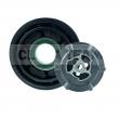 CT06DN126 - Sprzęgło kompletne do sprężarki DENSO 6SEL14C/RENAULT 124mm/7PK