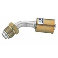 5c)Złączka kątowa (45 stopni) do przewodu o średnicy wew. 8mm (5