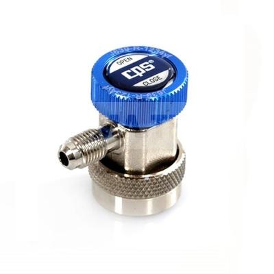 Szybkozłączka z zaworkiem na niskie ciśnienie R1234yf