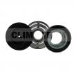 CT06CL19 - Sprzęgło kompletne do sprężarki CALSONIC CSV613 / BMW 110mm/5PK