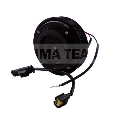 Sprzęgło kompletne do sprężarki VISTEON CMP01 / BMW 116mm/6PK