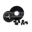 CT06DN164 - Sprzęgło kompletne do sprężarki DENSO 7SEU17C/BMW 115mm/7PK