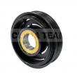 CT06DL02 - Sprzęgło kompletne do sprężarki DELPHI / NISSAN 129mm/6PK
