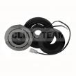 CT06DN82 - Sprzęgło kompletne do sprężarki DENSO / IVECO 125mm/4PK